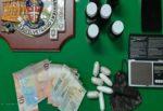 Cocaina, eroina e metadone: pregiudicato arrestato dopo aver fatto scorta di droga da spacciare