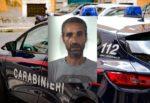 Pregiudicato incastrato mentre tenta un furto in casa: arrestato dai militari