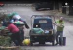 Traslochi organizzati e poi rifiuti smaltiti in strada, complice una ditta: sequestri e denunce – VIDEO