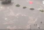Tempesta choc a Palermo, automobilisti si mettono in salvo a nuoto – I VIDEO