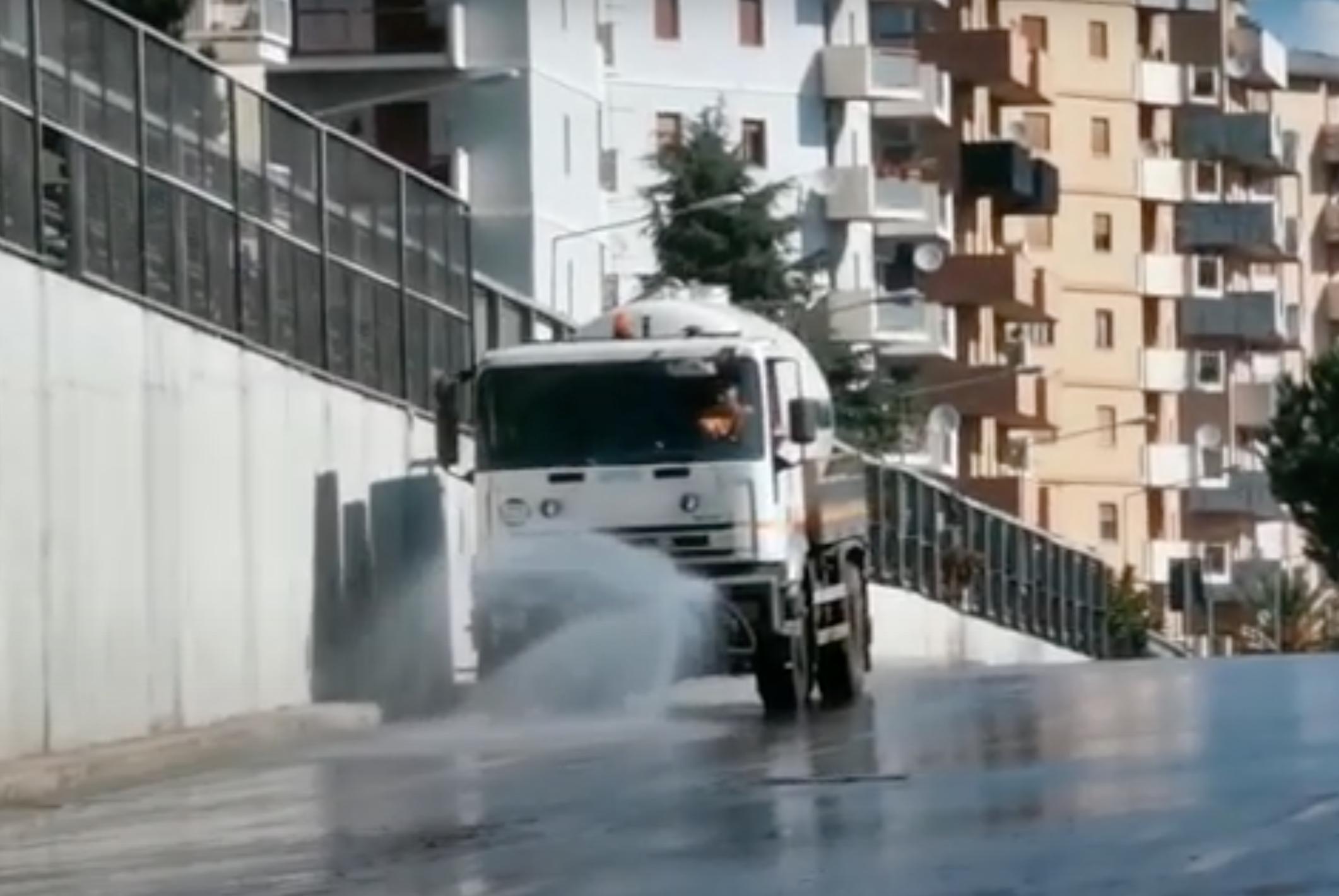 Alluvione di Palermo: riaperture al pubblico dei sottopassi di via Belgio, via Lazio e via Leonardo Da Vinci