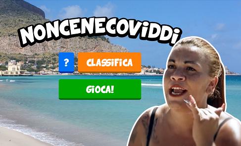 """""""Non ce n'è Coviddi!"""", arriva il videogioco della signora Angela da Mondello: i DETTAGLI del successo estivo"""
