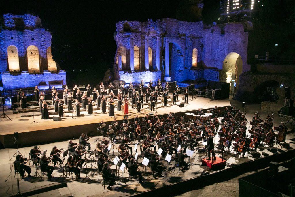 """Taormina Arte 2020, musica sublime con il """"Progetto Beethoven"""": cinque serate da ricordare"""