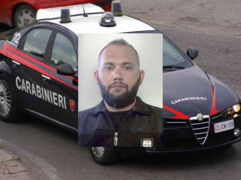 Furto e lesioni aggravate, un arresto nel Catanese: Salvatore Tirri finisce in carcere