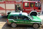 Domenica di fuoco, incendi minacciano abitazioni: vigili del fuoco e Forestale in azione