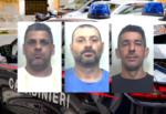 Tentato omicidio in campagna, spedizione punitiva per dissidi familiari: 3 arresti