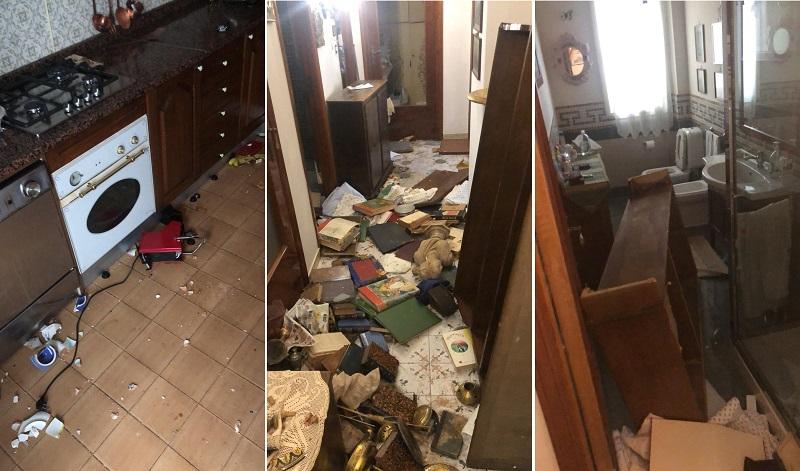 Storia d'amore finita, giovane tenta il suicidio lanciandosi da una finestra: momenti di tensione a Catania