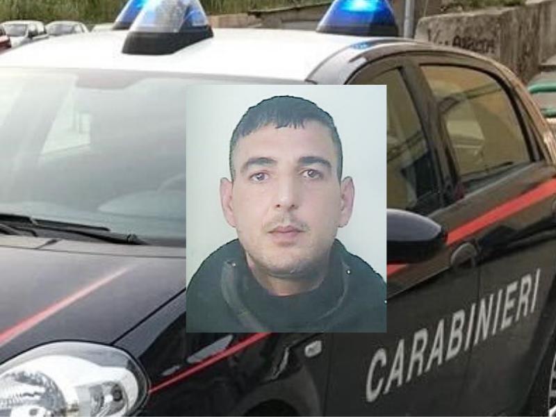 Belpasso, evade dai domiciliari per minacciare di morte un conoscente: arrestato Salvatore Sambataro
