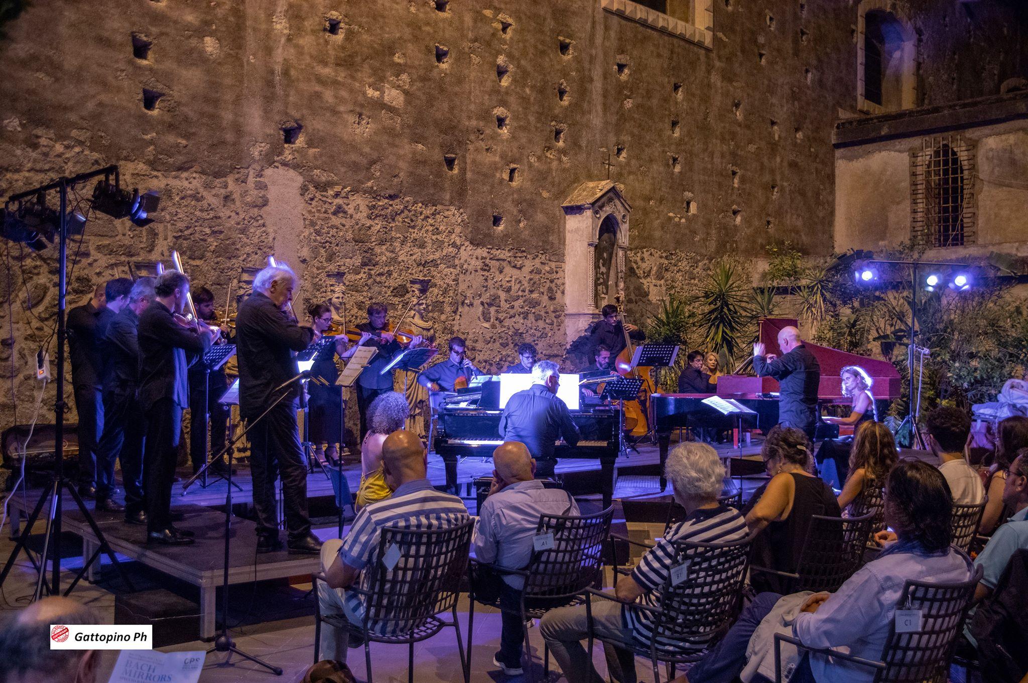 """Bach Mirrors chiude la rassegna """"Musica a corte"""" della Camerata Polifonica Siciliana"""
