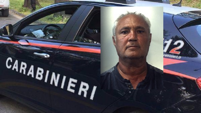 Catania, incastrato pusher seriale che spacciava sotto casa: in carcere Domenico Florio