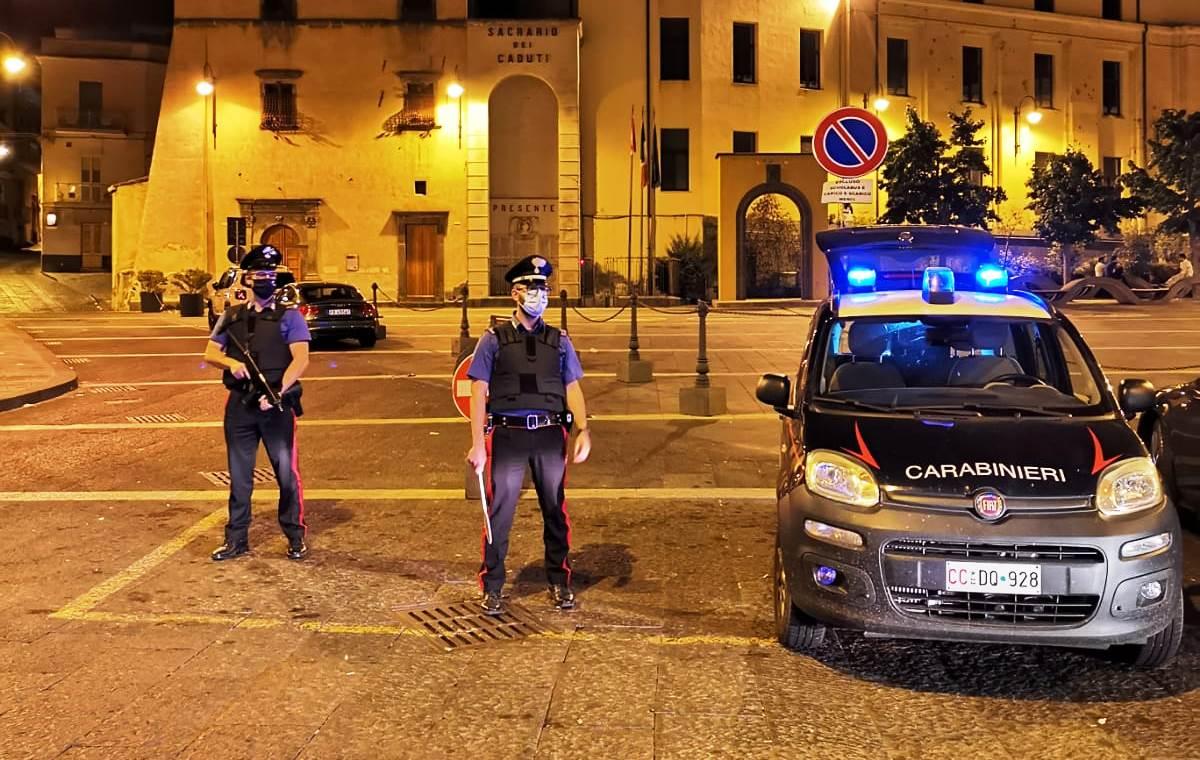 Catania, controlli straordinari dei carabinieri: dal contrasto all'emergenza al lavoro in nero – DETTAGLI