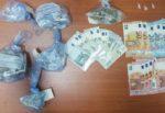 Crack, hashish, eroina e quasi 500 euro nelle mani di un giovanissimo pusher: ai domiciliari lo spacciatore