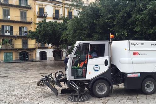 Palermo e i rifiuti, tolta alla Rap la manutenzione ordinaria e straordinaria: tutto passa in mano ai privati