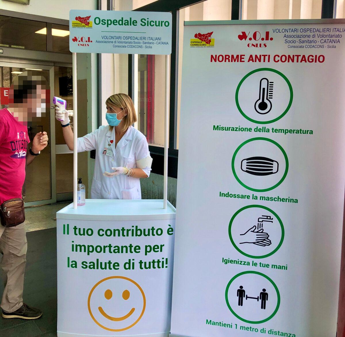 Ripartono le prenotazioni per visite anche differibili e programmabili al Cannizzaro di Catania
