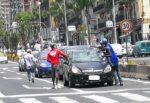Catania, assedio lavavetri tra via Vincenzo Giuffrida e viale Sanzio: comitato Terranostra chiede intervento