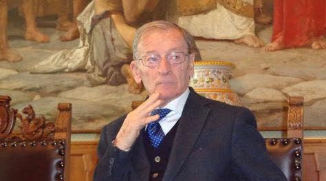 """Scomparsa Luigi Maina, il cordoglio del presidente Musumeci: """"Ha assolto con meticoloso scrupolo al suo compito"""""""