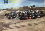 Dalla denuncia di un cittadino a una maxi operazione: individuati i responsabili dell'abbandono di rifiuti lungo la SP 14