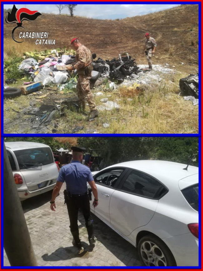 Catania, scoperta banda di ladri d'auto: i NOMI e le FOTO dei 5 arrestati per ricettazione