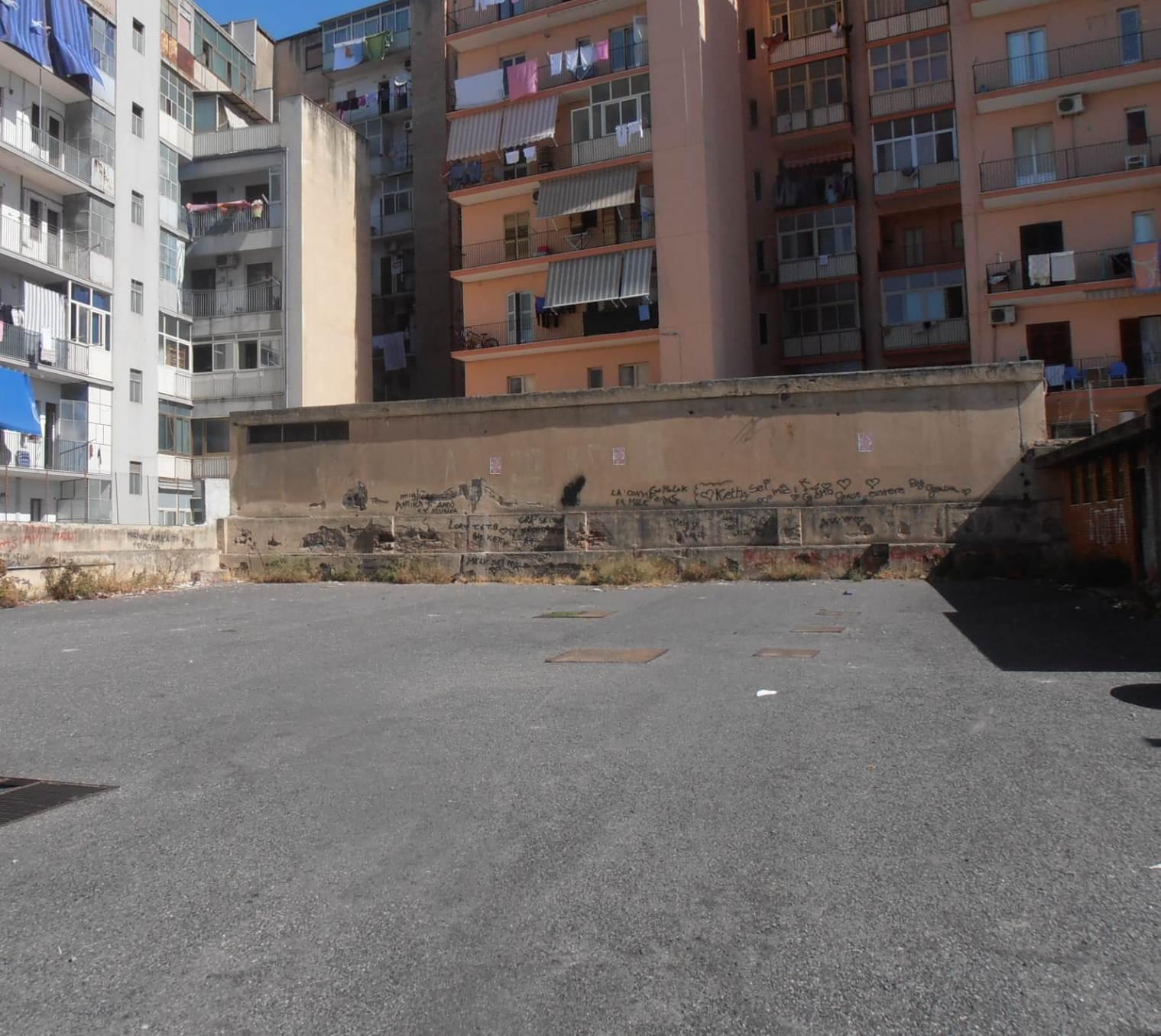 """Catania, degrado nel parcheggio Santa Maria della Catena. Parisi: """"Urge soluzione"""""""