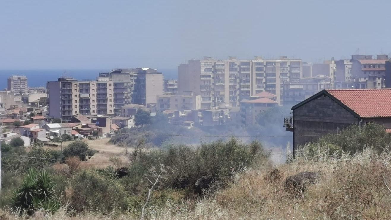 """Catania, elevato rischio incendi. Comitato Terranostra: """"Attivare subito opera di prevenzione"""""""