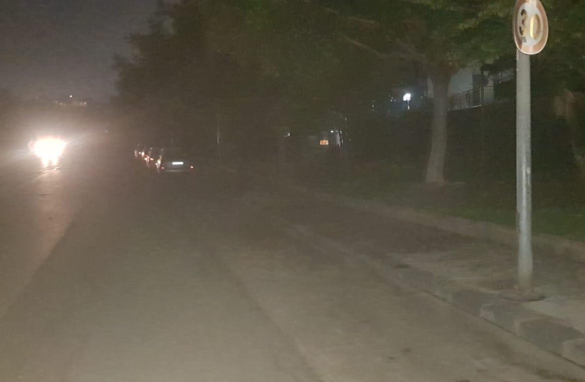 """Incidente danneggia palo e lascia al buio San Giovanni Galermo, Zingale: """"Ripristinare servizio essenziale"""""""