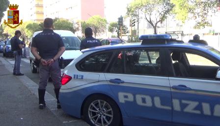 """Catania """"cinturata"""" dai posti di blocco della polizia: numerosi controlli e sanzioni"""