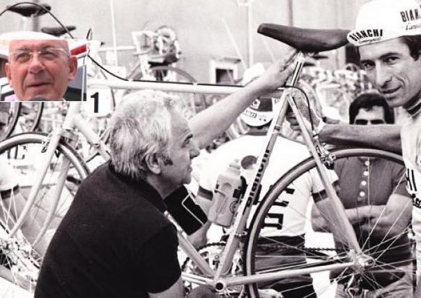 Ciclismo, a un anno dalla scomparsa di Felice Gimondi è morto il suo storico meccanico Piero Piazzalunga