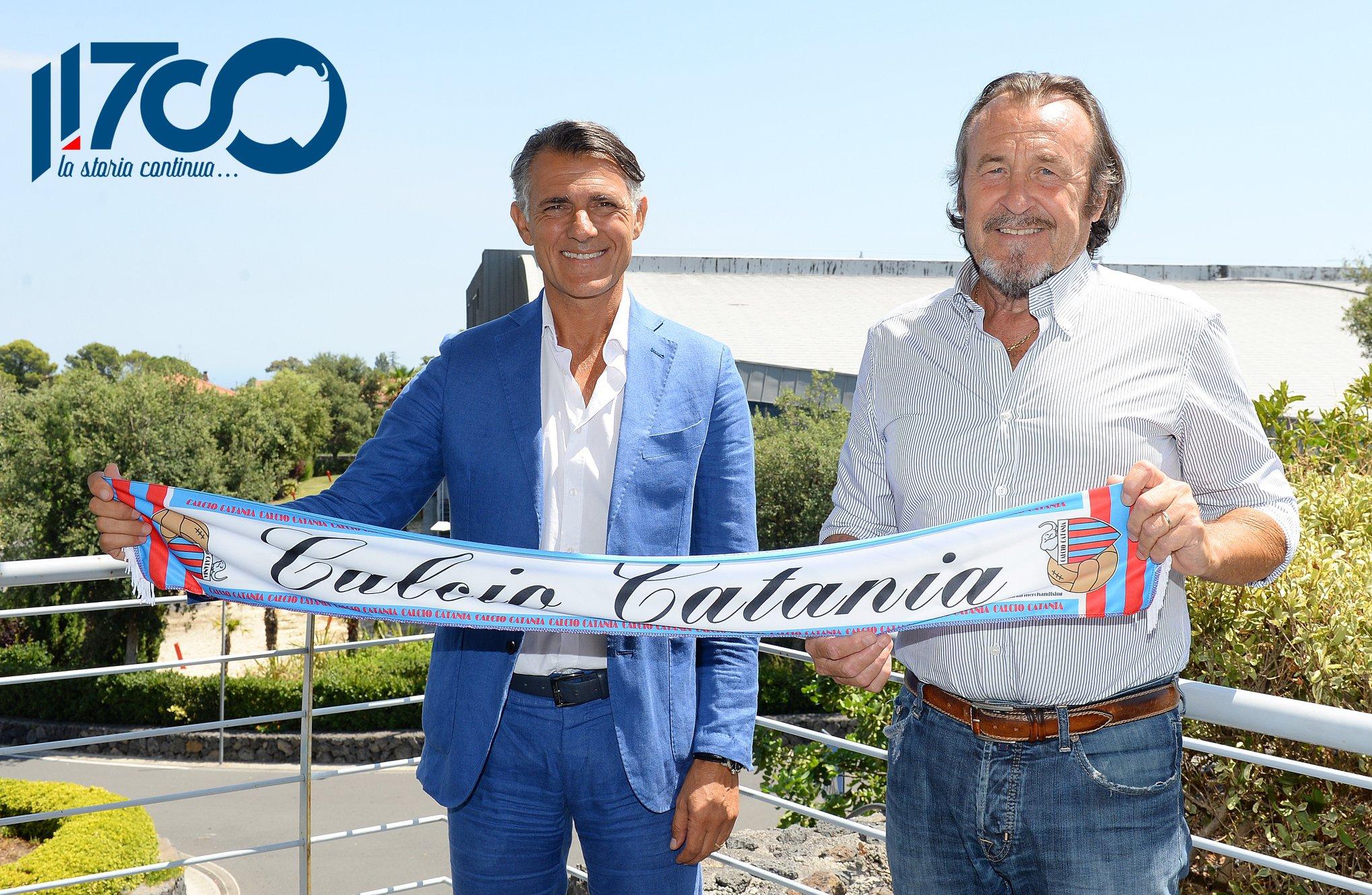 """Calcio Catania, settore giovanile, prima squadra e 'progetto rilancio', Guerini a Newsicilia: """"Creiamo un modello"""""""