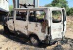 Furgone dell'hotspot di Lampedusa in fiamme: indagano i carabinieri