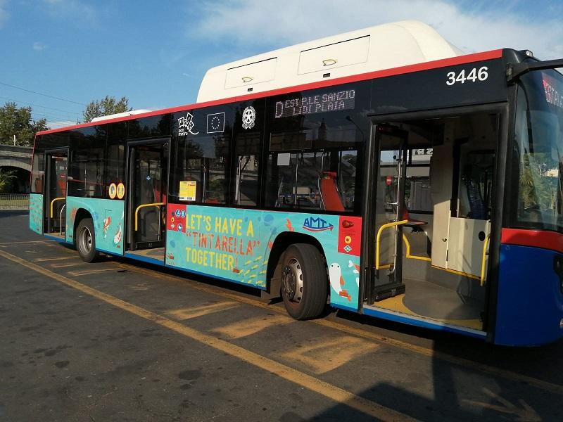Amt, 4 vetture in più per la linea D e percorso prolungato per la 935: sodddisfatto il presidente Bellavia