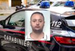 Minaccia e aggredisce carabinieri dopo inseguimento: 35enne arrestato nel Catanese
