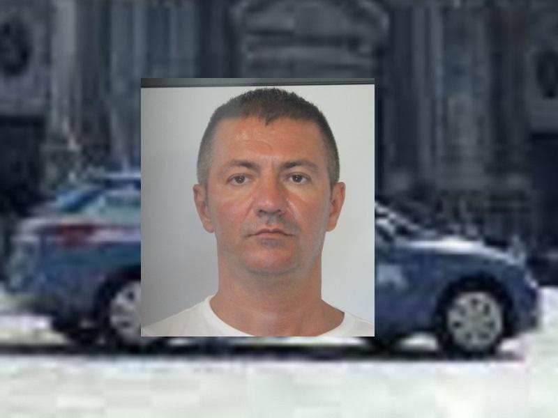 """Vacanza a Catania """"fatale"""" per membro di pericolosa organizzazione criminale: in carcere 49enne"""