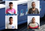 Rubano limoni e carrube ma vengono beccati: quattro ladri in manette – NOMI e FOTO