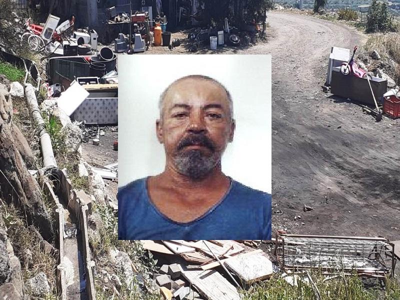 Trasforma area vicino casa nel Catanese in discarica abusiva e brucia rifiuti di continuo: arrestato Alfredo Cardillo