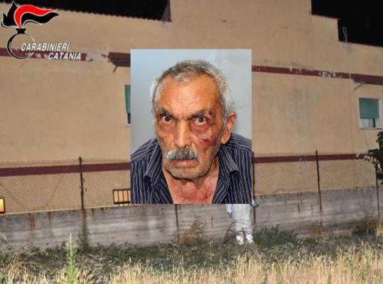 Omicidio di Palagonia, figlio sgozzato al termine di una lite: arrestato Francesco Guzzardi – FOTO