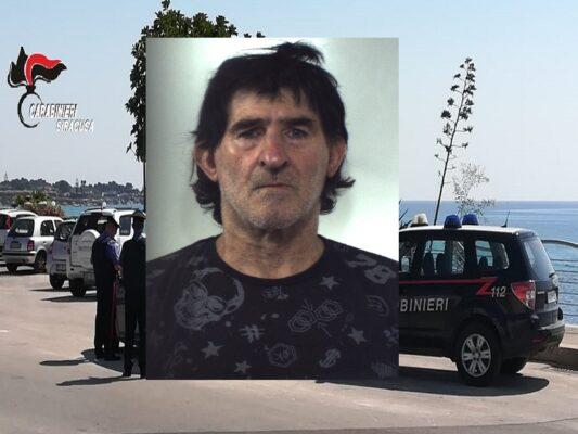 Litigio in famiglia ed evasione, carabinieri beccano in giro pregiudicato: scattano le manette