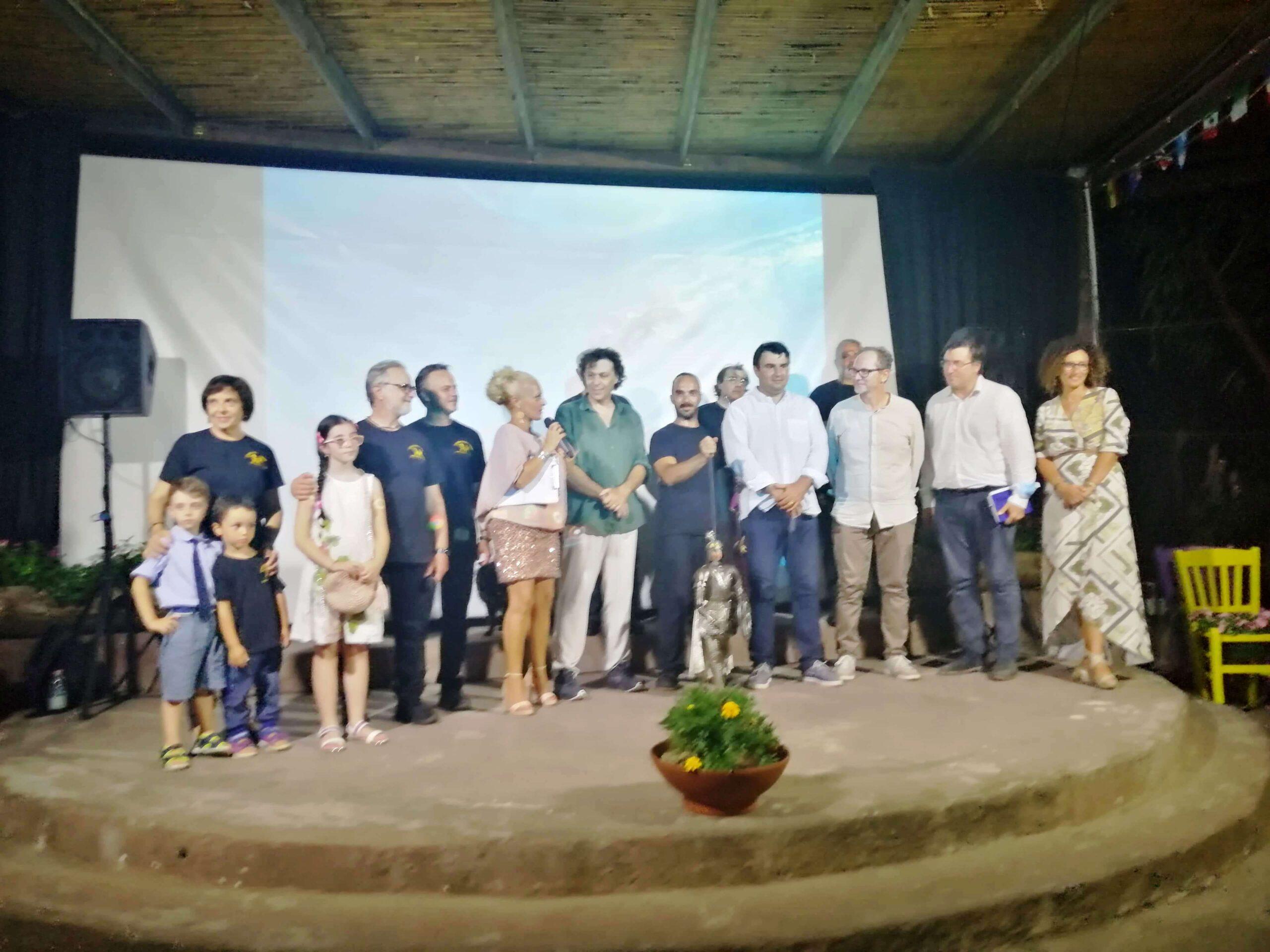 """Omaggio alla sicilianità con i Fratelli Napoli e riflessioni sulla difficile situazione di Lampedusa per la terza serata di """"Beteyà Color in the night"""""""