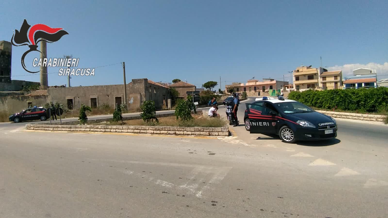 Ferragosto alle porte, aumentano i controlli dei carabinieri a Pachino e Marzamemi: 10 sanzionati per infrazioni