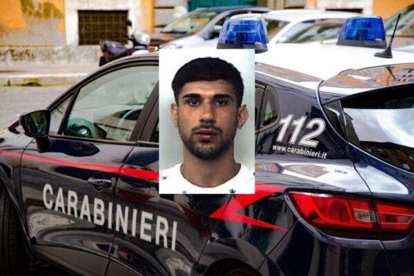 """Catania, """"incontra"""" i carabinieri durante l'evasione: arrestato pregiudicato in via Abate Silvestri"""