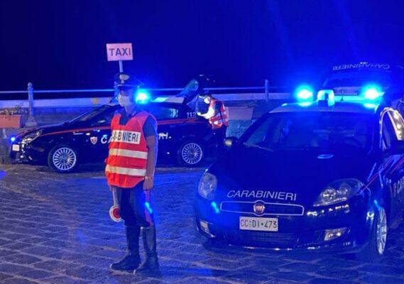 Controlli sul territorio e contrasto alla criminalità: due arresti