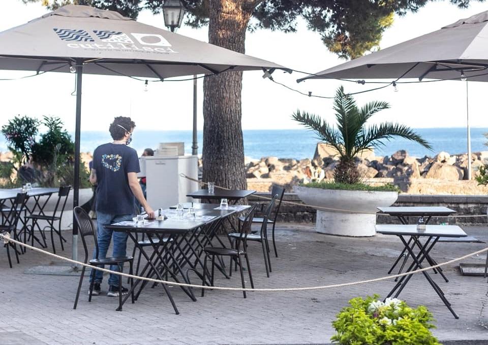 """Catania, positivo un collaboratore del ristorante Cutilisci di San Giovanni Li Cuti. """"Resteremo chiusi"""""""