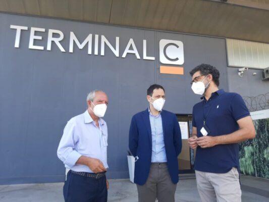 Aeroporto di Catania, controlli per chi proviene da Paesi a rischio contagio: il plauso di Razza, Torrisi e Liberti