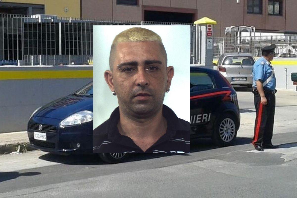 È ai domiciliari ma si allontana da casa dopo litigio con la moglie: arrestato per evasione