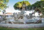 """Catania, la fontana del Ratto di Proserpina acquista nuova """"luce"""" e riprende a zampillare come un tempo"""
