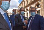 """Il Cefpas digitale e sostenibile farà rete con l'Università e il territorio, Sanfilippo: """"Polo all'avanguardia per la formazione in medicina"""""""