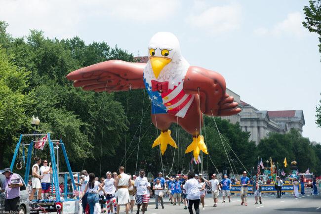 Independence Day Parata 4 luglio