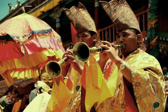 Ladakh Festival India