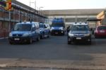 Polizia passa al setaccio Librino: sequestrato autolavaggio abusivo, un arresto per spaccio