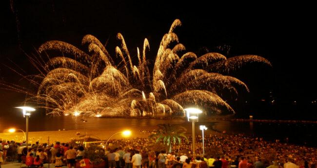Noche de San Juan Notte di San Giovanni Spagna
