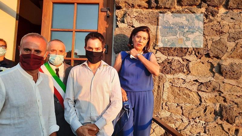 """Museo del Mare di Pantelleria intitolato all'archeologo Sebastiano Tusa, la moglie: """"Ha la sua impronta"""""""